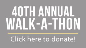 40th Annual Walk-A-Thon donations